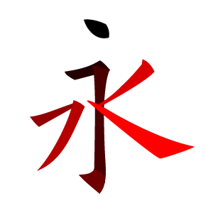 1st Step of Writing Chinese Characters–Strokes!